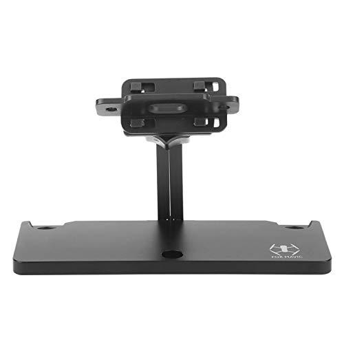 Tomantery Soporte para Monitor RC de Textura Fuerte Accesorio para dron RC Diseños Plegables para Soporte para dron Mini RC Correa para el Cuello más Disponible(Black)