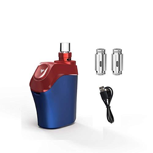 Viva Kita Fusion E 20W 850mAh Elektronische Zigaretten E-Zigarette TPD Erfüllt, Tabakfrei und Nikotinfrei (Blau Rot)