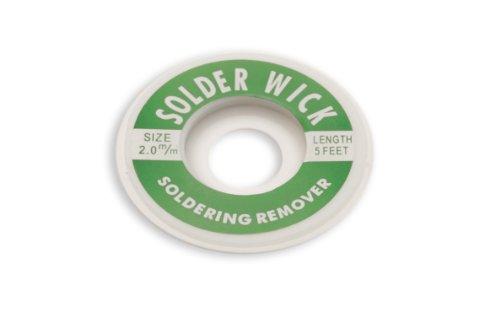 Aven 17541 Desoldering Wick, 2mm Width
