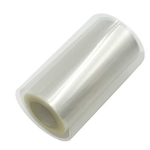 Wandefol Collar para Pasteles, Cuello para Tartas, 10CM*10m Collar Transparente de Repostería,...