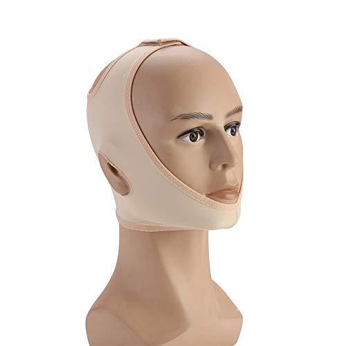 Boquite Carnaval de la Saint-Valentin Masque V Line, Masque Amincissant Facial sans Douleur Bandages Amincissants Facial Double Chin Care Perte de Poids Ceintures Faciales - Lifting Raffermiss