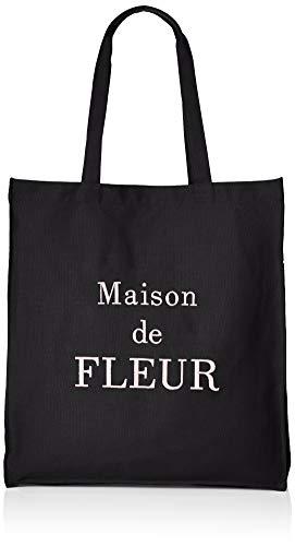 MaisondeFLEUR(メゾンドフルール)『オーガニックコットントートLバッグ』