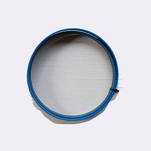 NIDUNO 1735mm (68,3'* 3/4') Lames de scie de Bande M42 BI-Metal.1735mm x 19 x 0.9mm x 3 / 4TPI Bande scie à Lame Coupe Bois Franc, métal Mou (Taille : 1 Piece 5 8 Teeth)