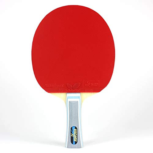 Butterfly Viscaria Pro-Line Ping Pong Racket - Featuring...