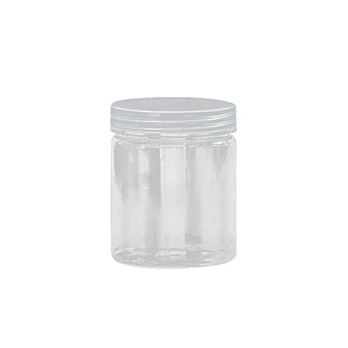 Cereal Container, FunDiscount Airtight Dry Food Storage Dispenser, BPA Free Kitchen Pantry Containers Keeper for Flour, Snacks, Nuts, Muesli, Pasta and Sugar - for Home Travel Organization (Small)