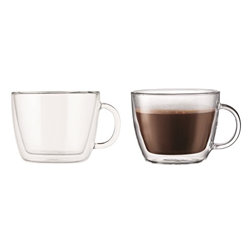 Bodum Set Tazza caffè Americano 2 Pz. Bistro 0.45 L