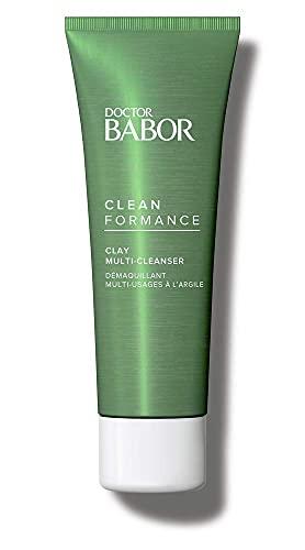 BABOR CLEANFORMANCE Clay Multi-Cleanser, Reinigung und Maske in einem, porentiefe Reinigung, gegen Unreinheiten, 1 x 50 ml