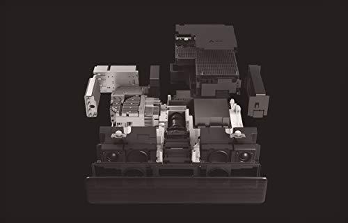 Xiaomi Mi Laser-Projektor 150 (Full-HD HDR, Dolby Audio / DTS HD, WLAN, USB, HDMI, Bluetooth, Ethernet, Audio Output, AV Input, ALPD 3.0, 5000 Lumen) High End Speaker, Google Assistant, Android 8.1