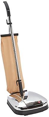 """Foto di Hoover Polisher F38PQ Lucidatrice con Funzione aspirazione Integrata, con sacco, 800 W, 4 Litri, 95 Decibel, Altezza: 1 m, Raggio d'azione: 5,5 metri, spazzole """"parquet"""", Marrone"""
