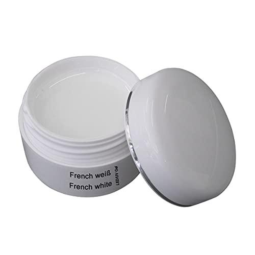 UV Classic Frenchgel white 30 ml - UV Gel - French Gel weiß