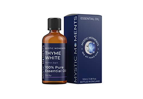 Mystic Moments Ätherisches Thymianöl - 100ml - 100% rein