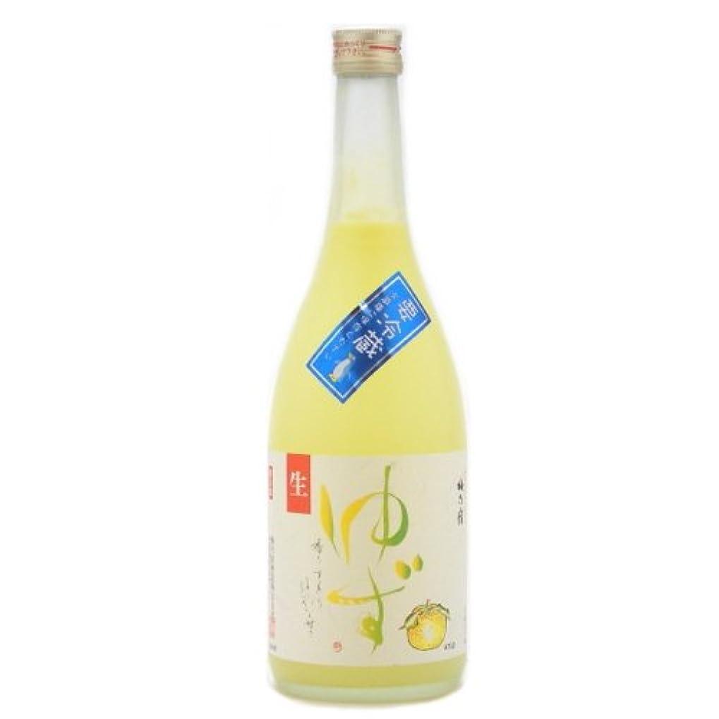 絶え間ないワイプできれば梅乃宿酒造 クールゆず酒 2019年度 720ml
