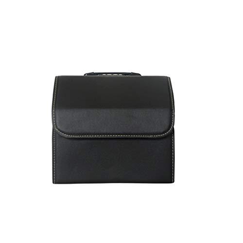 Auto kofferbak opbergdoos, kunt u uw bagage, speelgoed en andere items, kleur zwart, bruin, wijn rood
