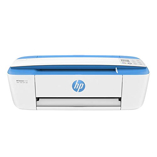 HP DeskJet Multifunctionele printer (printer, scanner, kopieerapparaat, WLAN, Airprint) Printer 33 EU blauw