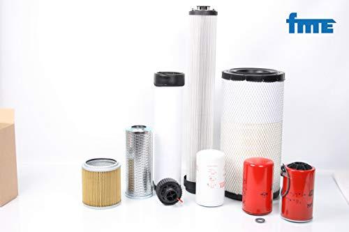 Komatsu PW 160-8 Kit de filtration pour moteur Komatsu SAA4D107-E1 à partir de 10 filtres