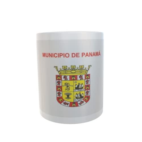 U24 Tasse Kaffeebecher Mug Cup Flagge Panama Stadt
