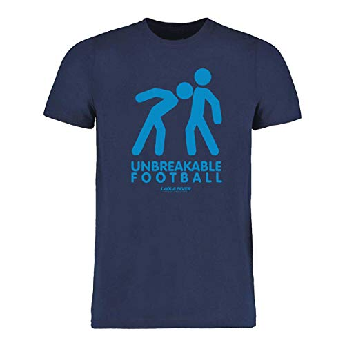 LAOLAFEVER® Fußball T-Shirt Unzerstörbar wie Zidane I Größen S - 3XL I A BRAYCE® Collaboration (Fan Trikot mal Anders) (M)