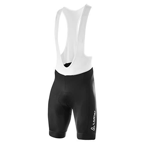 LÖFFLER Herren Bike Bib Shorts Hotbond® Bibtights schwarz 50