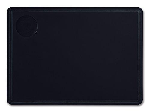 Arcos 692410 Planche à Découper, Bois, Noir, 34,63 x 20 x 20 cm