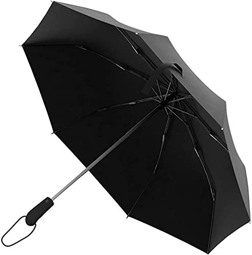 Prueba el paraguas compacto y súper deportivo