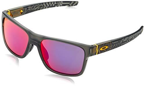 Oakley OO9361-936118-57 Rechteckig Sonnenbrille 57, Grau