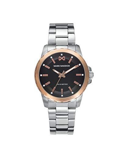 MARK MADDOX - Reloj Acero IP Rosa Brazalete Sra Mm - MM0115-57