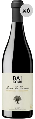 Baigorri Finca la Canoca, Vino Tinto, 6 Botellas, 75 cl