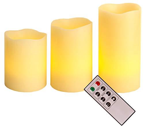 Best Season 066-70 LED-waskaarsenset met afstandsbediening