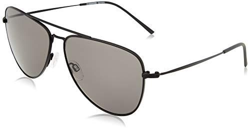 Rodenstock Sonnenbrille Retro Classic Sun R1425 (Herren), leichte Sonnenbrille im Retro-Stil mit polarisierten Gläsern, Pilotenbrille mit Edelstahlgestell