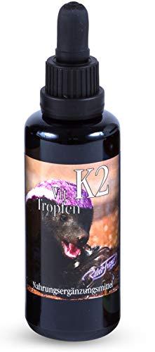 Robert Franz Vitamin K2 Tropfen für gürteltiere, 50 ml
