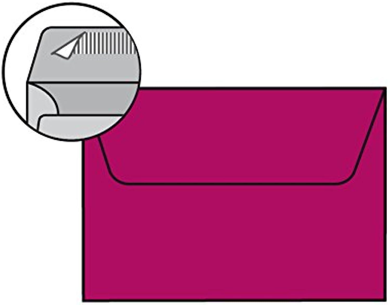 Rössler Papier Papier Papier - - Paperado-Haftklebeumschlag C6 m. Sf, Amarena B07CX63VM3   Elegant Und Würdevoll  135027
