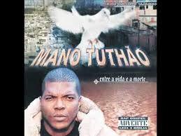 CD - MANO TUTHÃO - ENTRE A VIDA E A MORTE