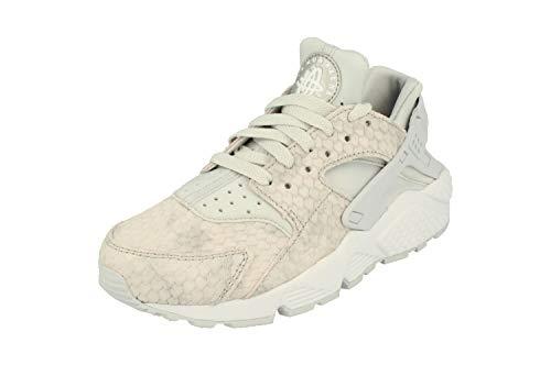 Nike Wmns Air Huarache Run Premium Donna, Tela, Sneaker Bassa, 38 EU