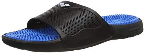 ARENA Unisex Marco X Grip Sandale, Massage-Effekt, mehrfarbig, FR : XL (Taille Fabricant : 45)