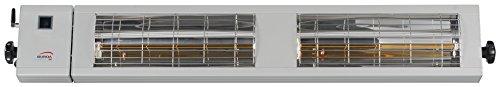 SMART MULTI BLUETOOTH IP24 2 x 1.500 Watt Silber - 3