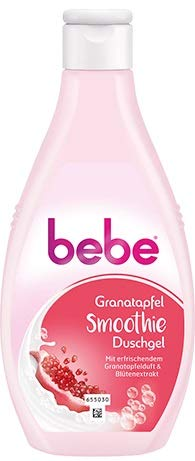 Bebe Smoothie Gel Douche Grenade Avec Granatapfelduft 250ml