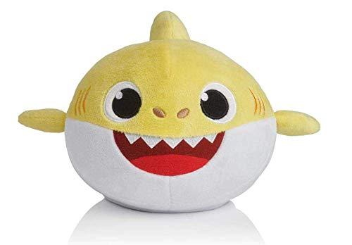 APcjerp Bébé Requin Pinkfong Jouets bébé Maman Papa Requin-Requin ne Peut Pas être 23 * 26,2 Turned * 17cm