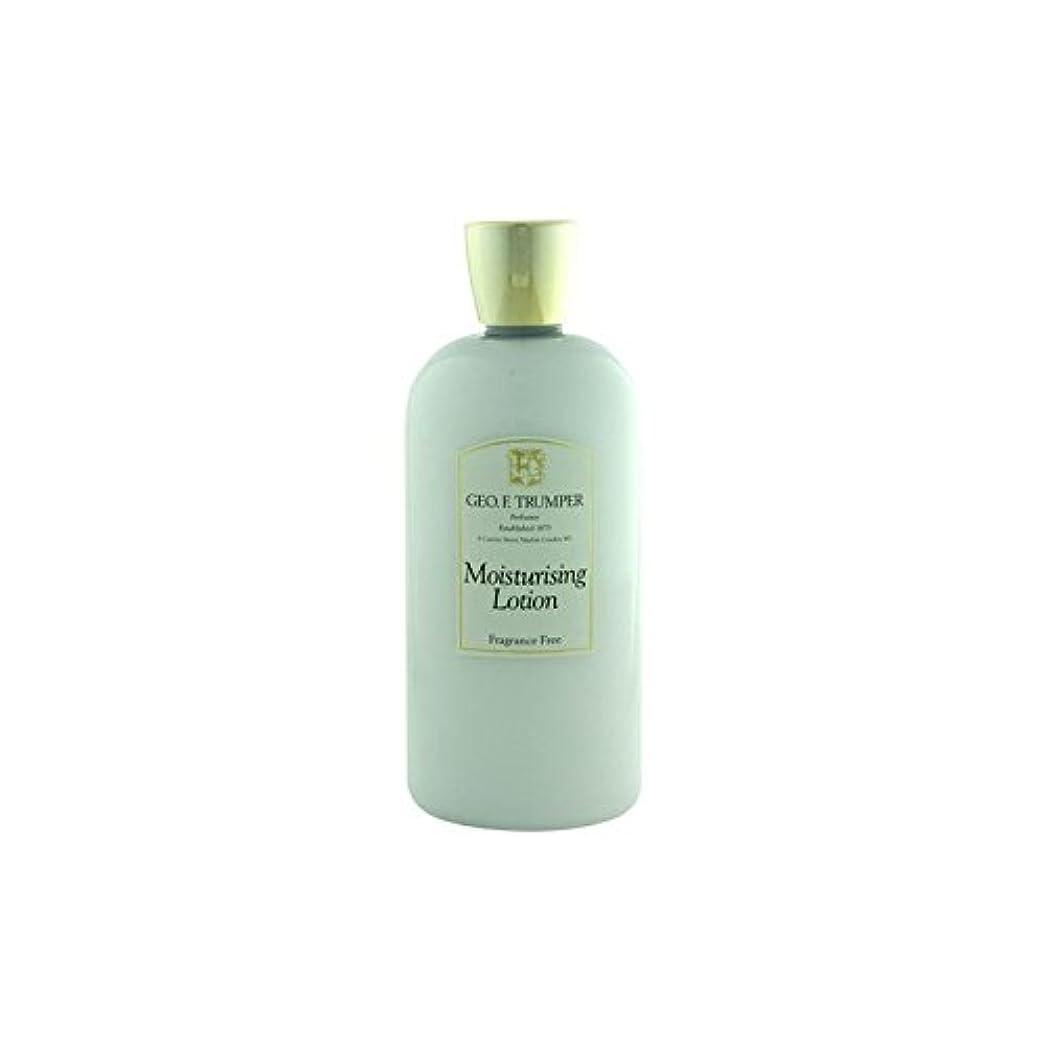 不誠実クランシーくぼみTrumpers Fragrance Free Moisturiser - 500ml Travel - 無香料の保湿剤を - 500ミリリットル旅 [並行輸入品]