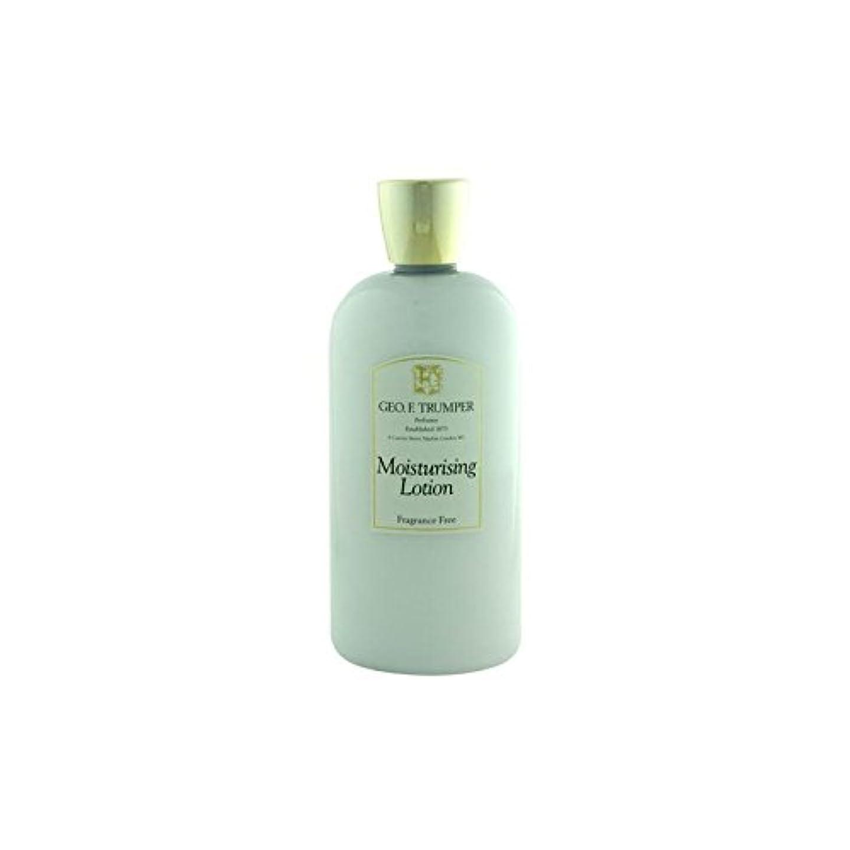 浪費良い湿原Trumpers Fragrance Free Moisturiser - 500ml Travel (Pack of 6) - 無香料の保湿剤を - 500ミリリットル旅 x6 [並行輸入品]