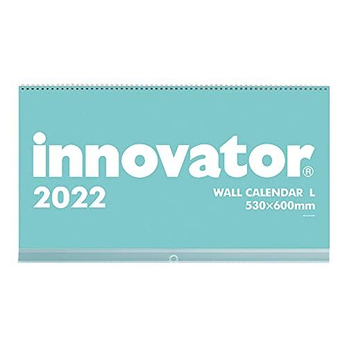 ミドリ イノベーター 2022年 カレンダー 壁掛け L 30923006