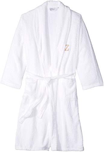 Linum Home Textiles Peignoir Unisexe en Coton éponge Taille L/XL