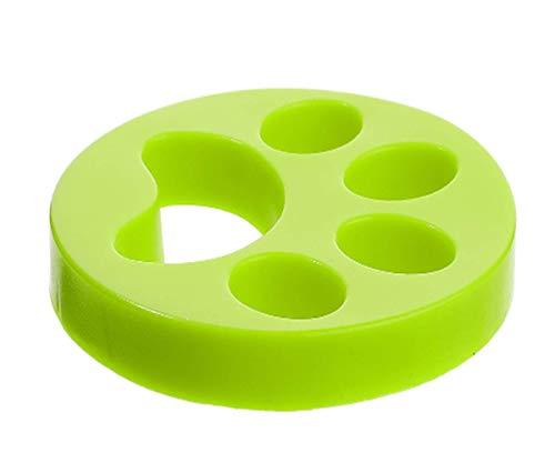 CAMTOA - Set di 4 depilatori per animali domestici, riutilizzabili, per la pulizia dei peli di cane, pelliccia di gatto e tutti gli animali domestici