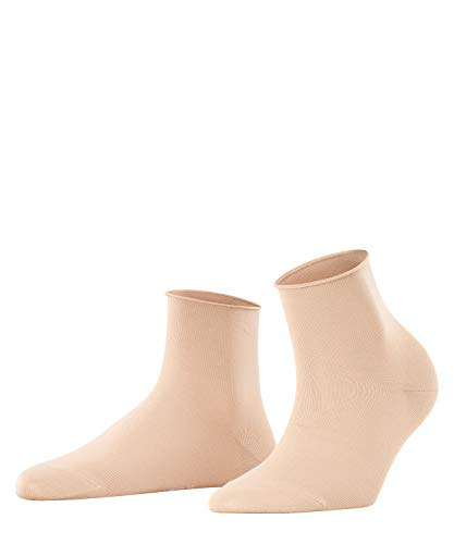FALKE Damen Cotton Touch Socken, Beige (Ginger 4029), 39-42