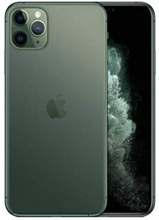 Amazon Com Apple Iphone 11 Pro Max 512gb Midnight Green For Verizon Renewed