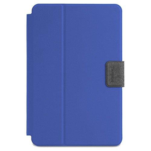 Targus THZ64302GL Funda giratoria Universal Safe Fit de Targus para Dispositivos de Entre 7 y 8 Pulgada - Azul