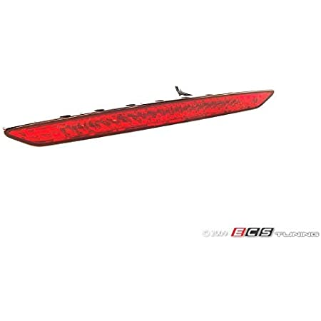 Car Red Third Brake Light High-Mount Stop Lamp Fits for Z4 E85 63256917378 Replacement Third Brake Light