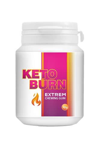 NEU: Saint Nutrition KETO BURN GUM – Kaugummi – Speziell entwickelte Formel für Männer und Frauen – Erfolg I Schnell I Stoffwechsel