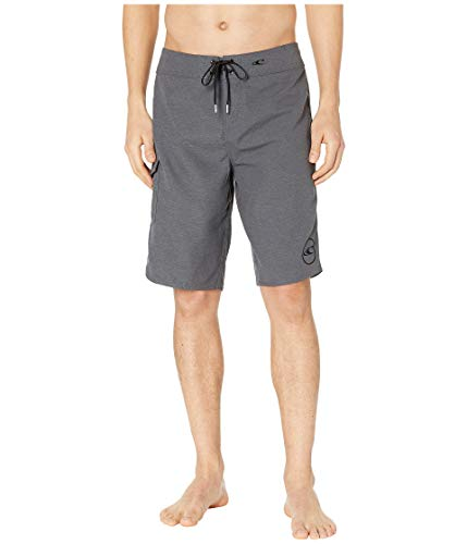 O'NEILL Santa Cruz Solid 2.0 Boardshorts Heather Black 32