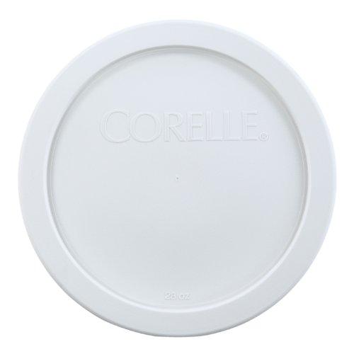 Corelle White 28-OZ Plastic Lid 428-PC