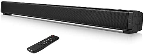 Dual Built in Subwoofers Sound Bars Speaker for TV 32 Inch Home Theater TV Wired Wireless Bluetooth product image